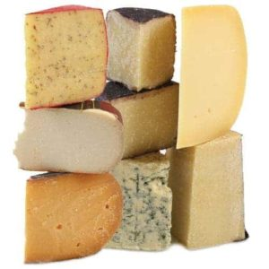 Cheese, Could be the Secret to a Long Life - Primal Power Method