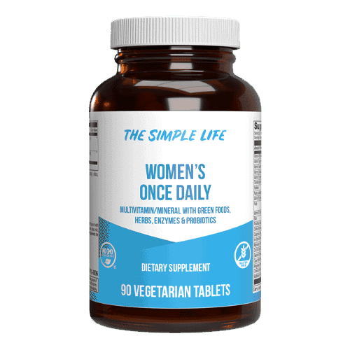 The Simple Life Women's Once Daily Multi-Vitamin (3 Month Supply)