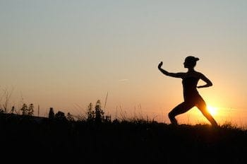 Primal Power Method Exercise Outdoors