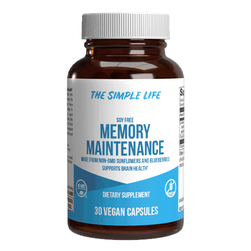 The Simple Life Memory Maintenance Formula