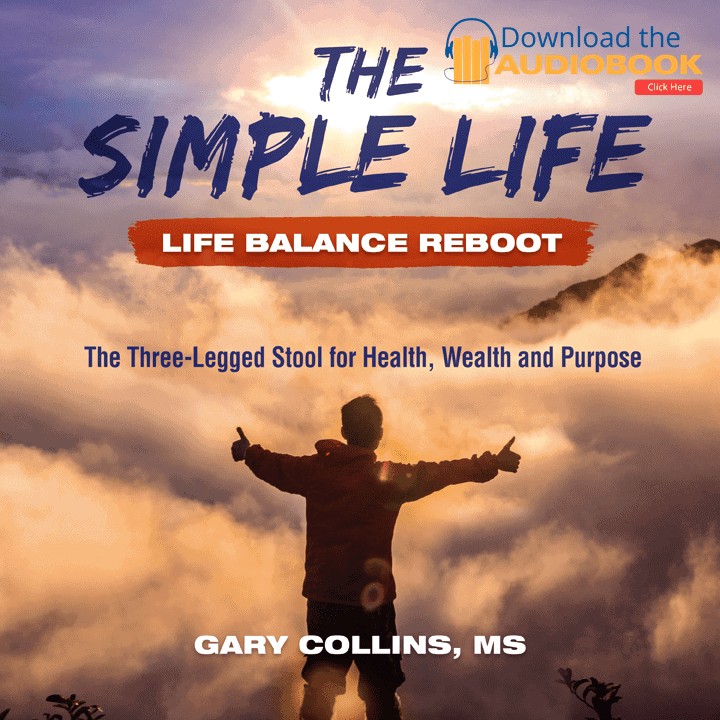 The Simple Life – Life Balance Reboot (Audiobook)