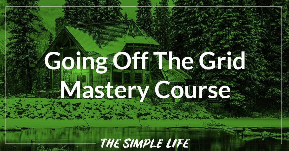 Going Off The Grid Mastery
