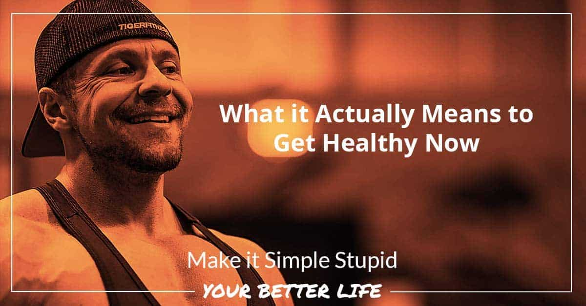 E77: What It Actually Means To Get Healthy Now