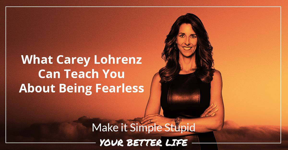 E79: What Carey Lohrenz Can Teach You About Being Fearless